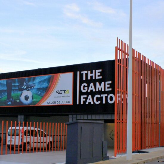 FUSTER - The Game Factory - Elche