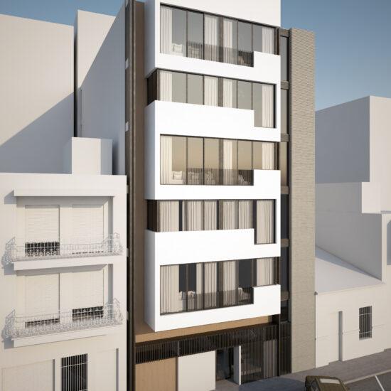 FUSTER - Edificio Residencial Blas Valero