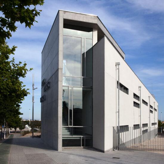 edificio archivo histórico municipal elche